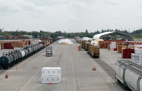 Transload Yard