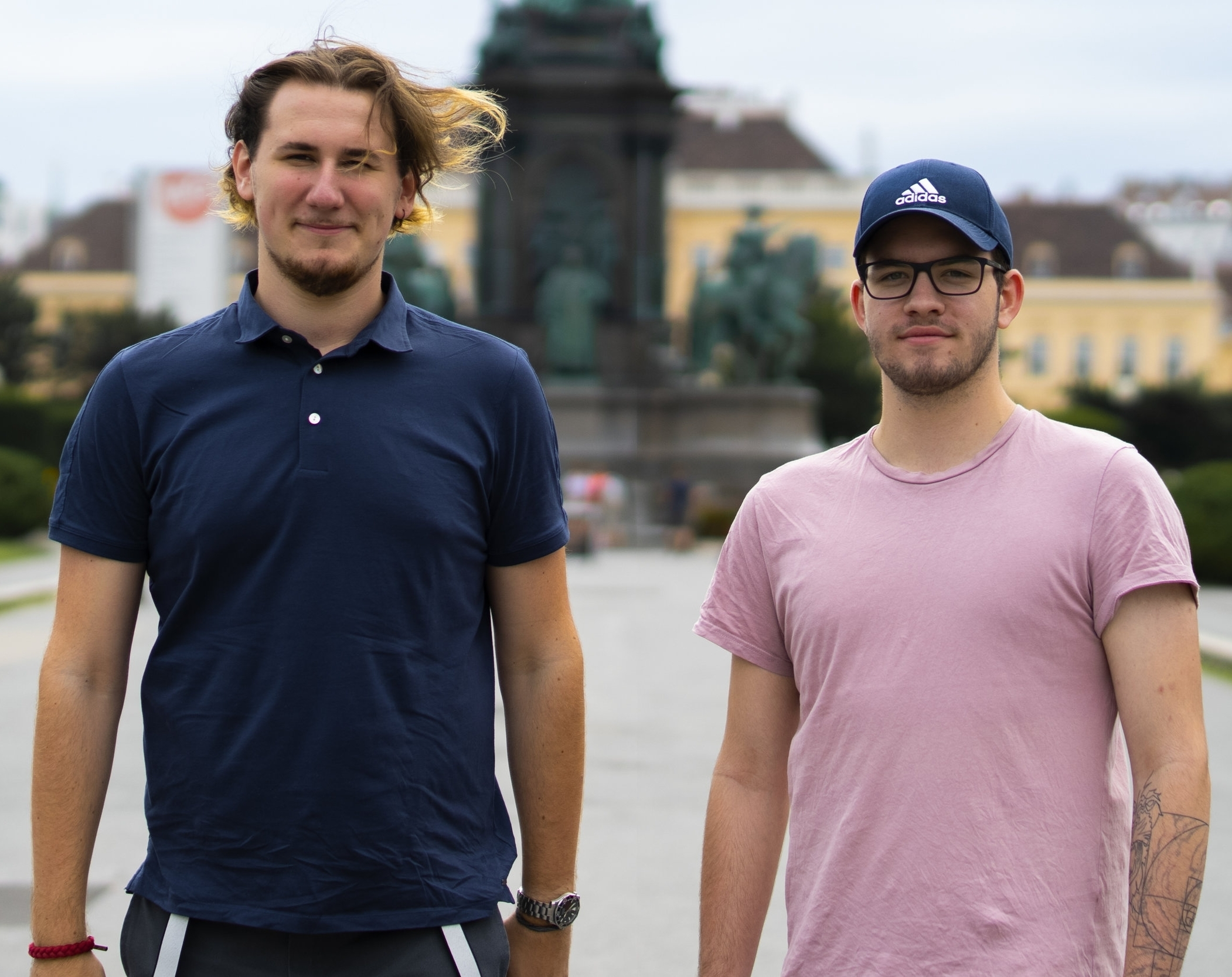 Georg Gusti Wiblinger & Raphael Pribernig