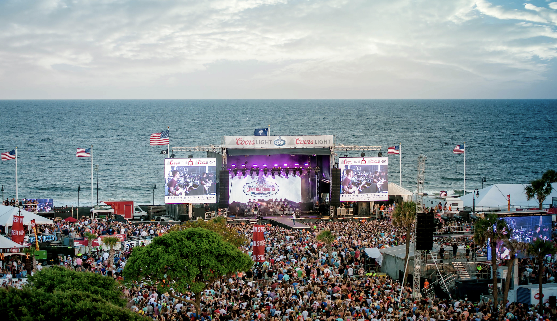 Carolina Country Music Festival, Myrtle Beach, SC