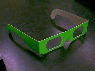 The original Green Glasses
