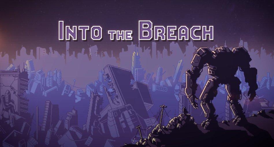 Into the Breach Menu