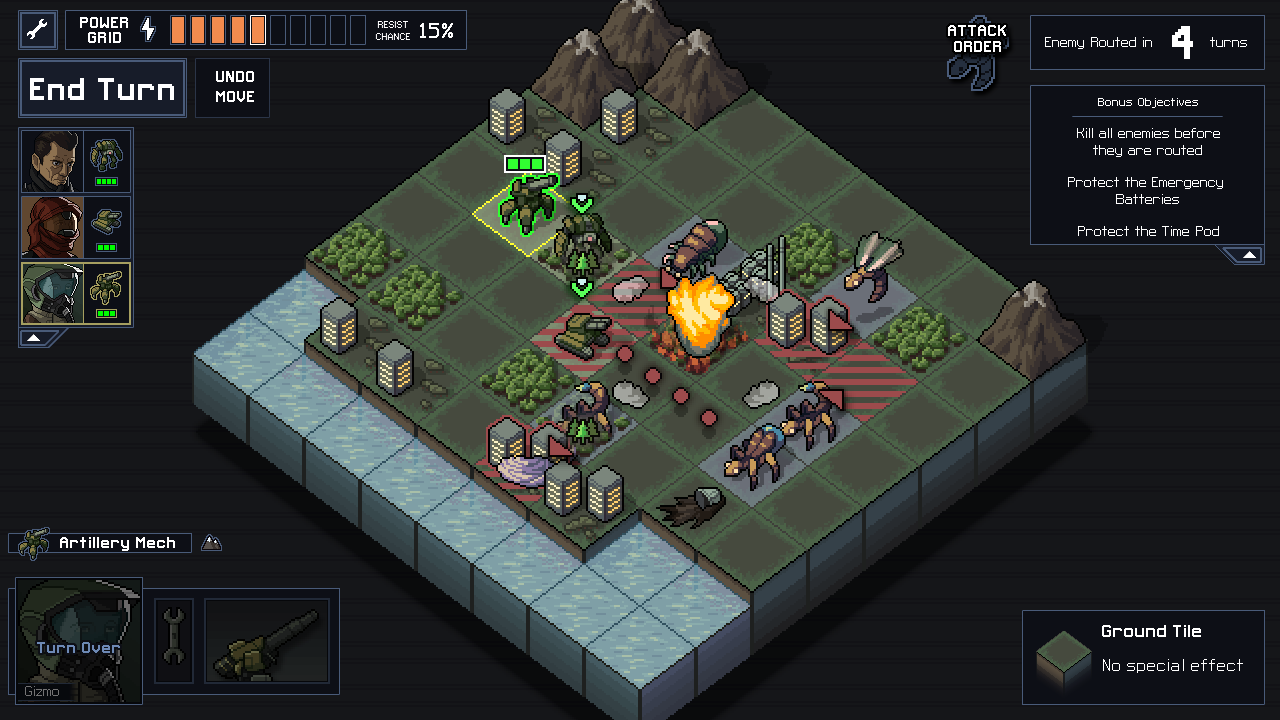 Into the Breach Forest Island