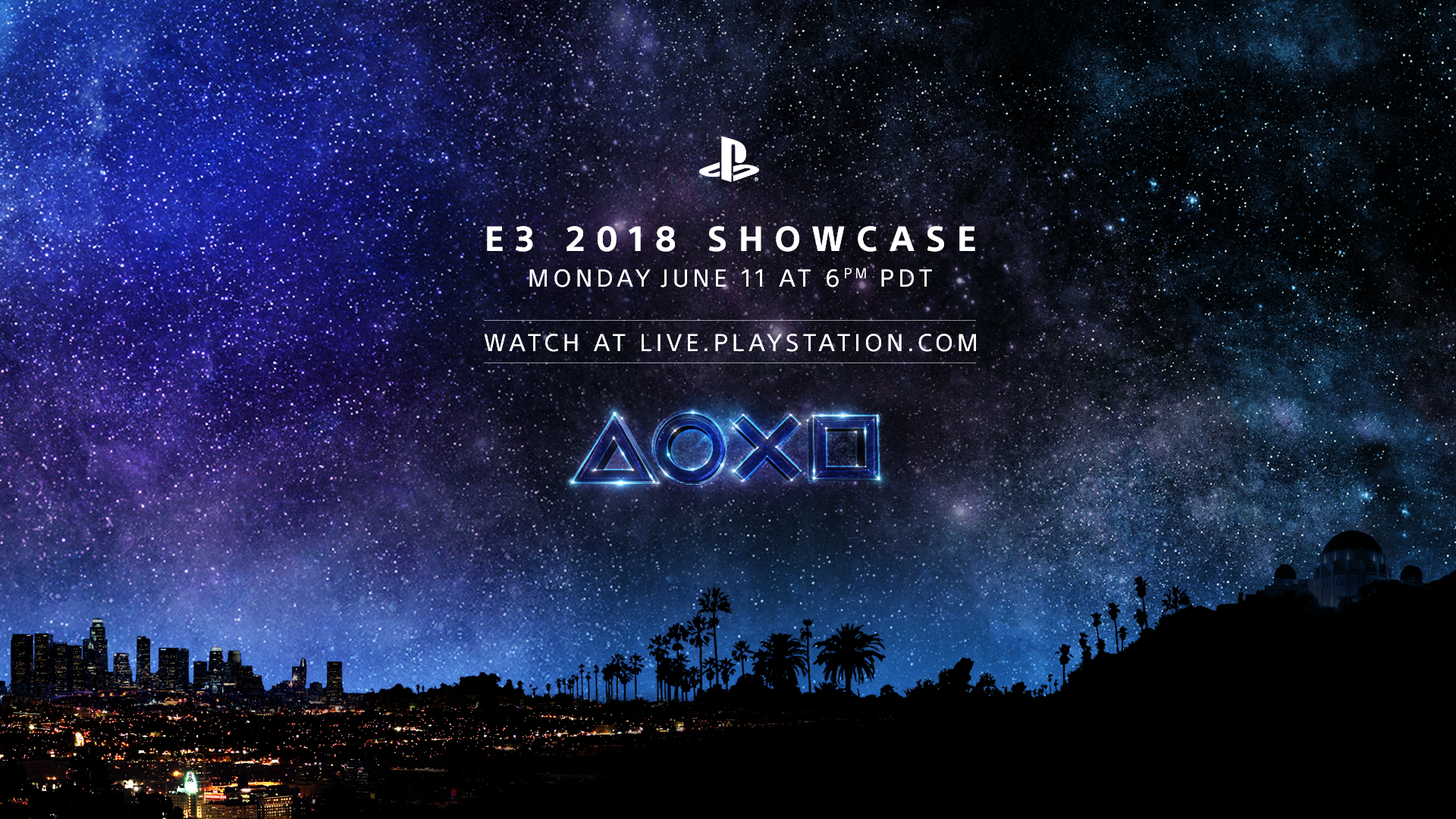 E3 Sony Conference Details Revealed