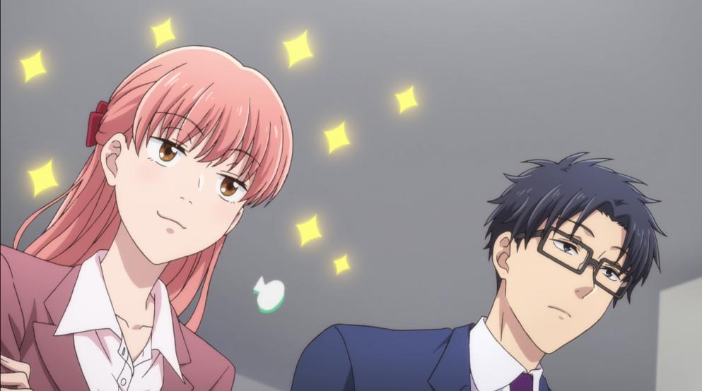 Wotakoi: Love is Hard for Otakou Episode 4