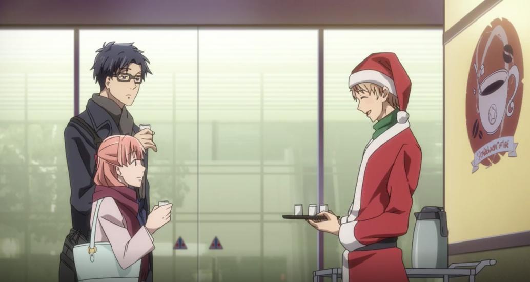 Wotakoi: Love is Hard for Otaku - Episode 6