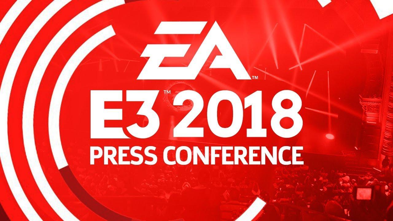 EA PLAY 2018 E3 CONFERENCE