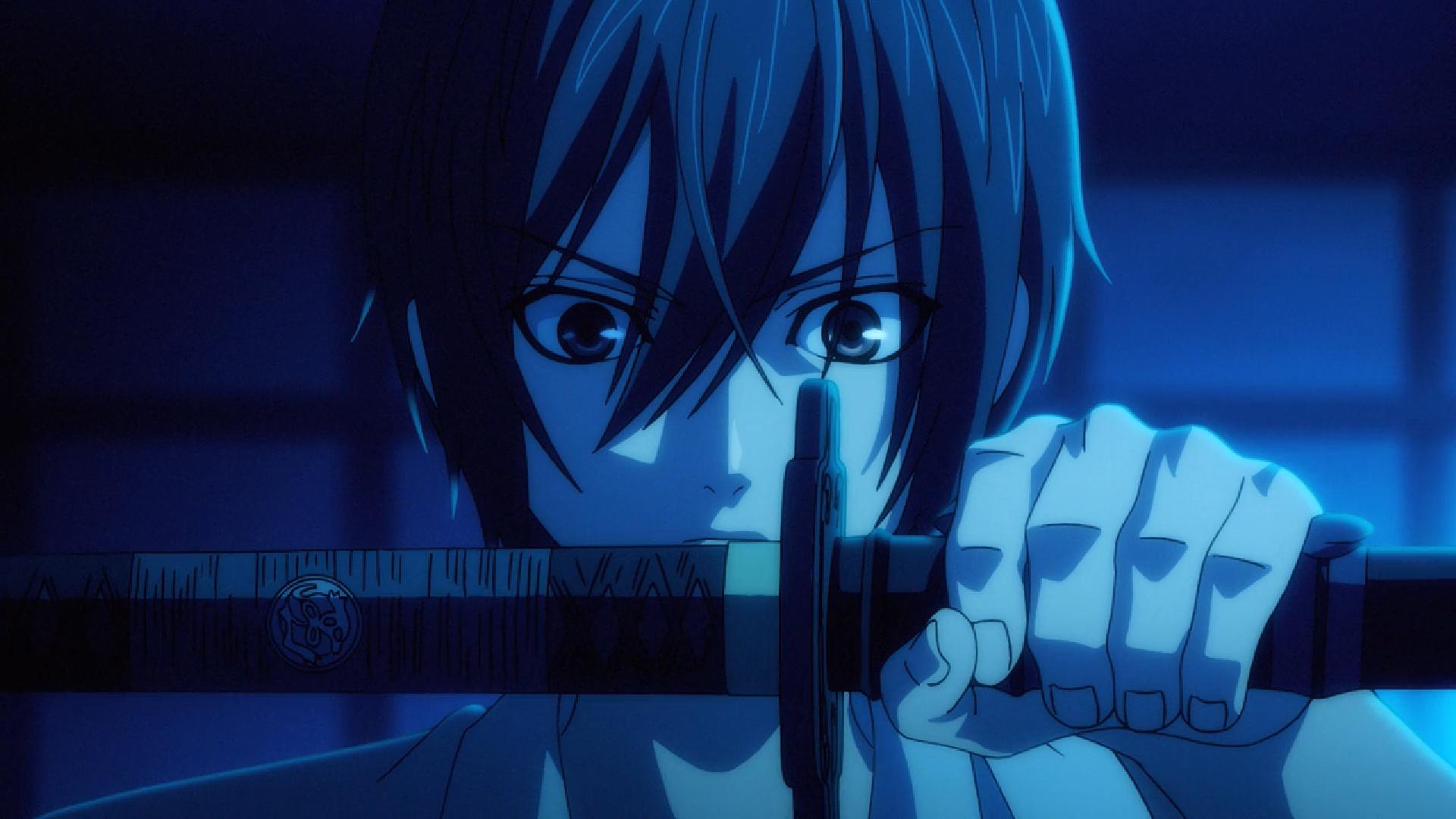 Sword Gai The Animation