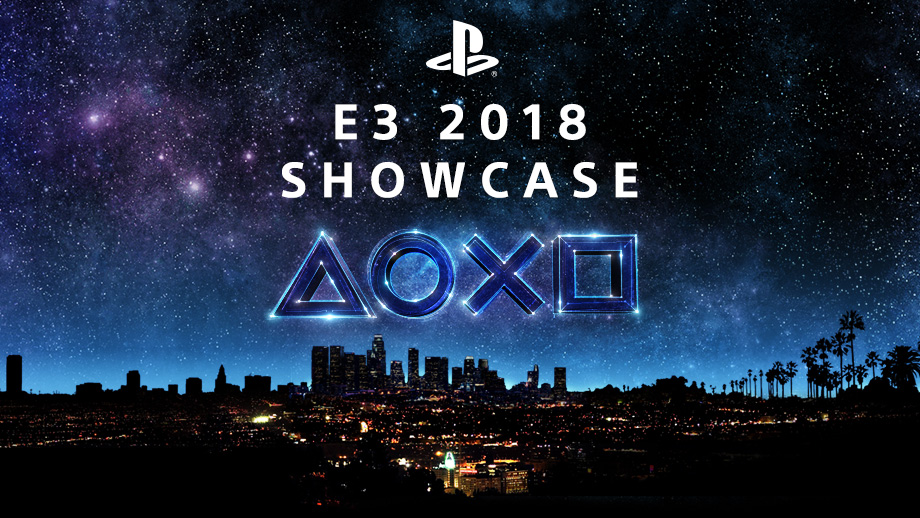 Sony E3 2018 Conference