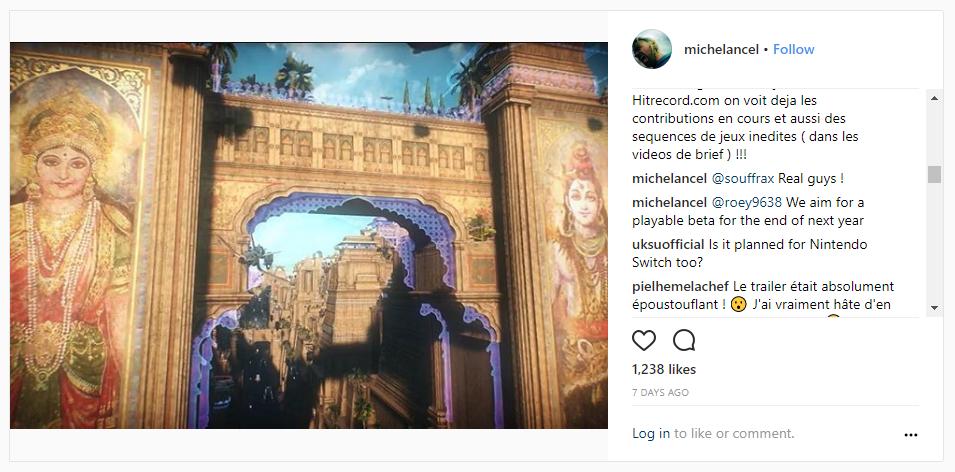 Michel Ancel Beyond Good and Evil 2 Beta 2019