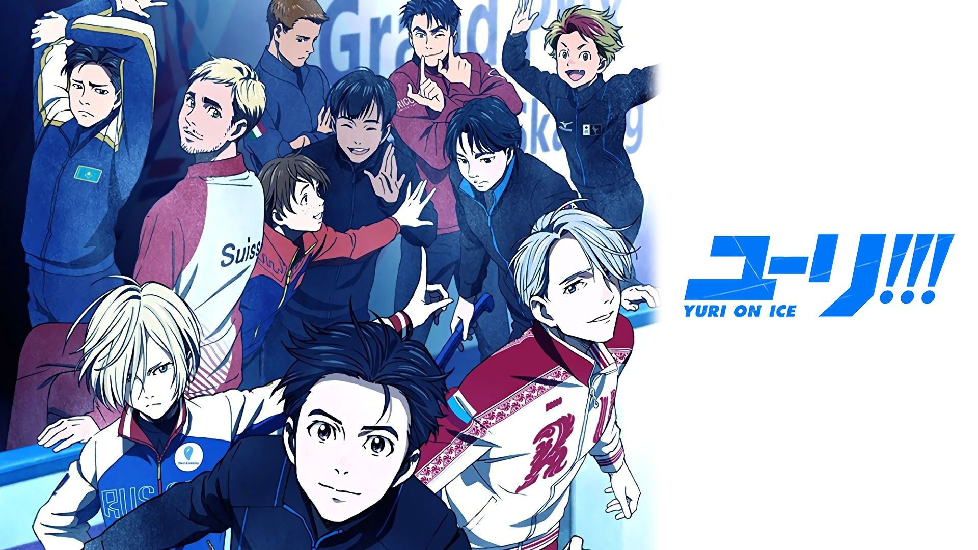 Yuri On Ice Wallpaper
