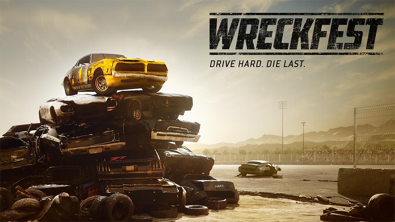 Wreckfest Cover Photo