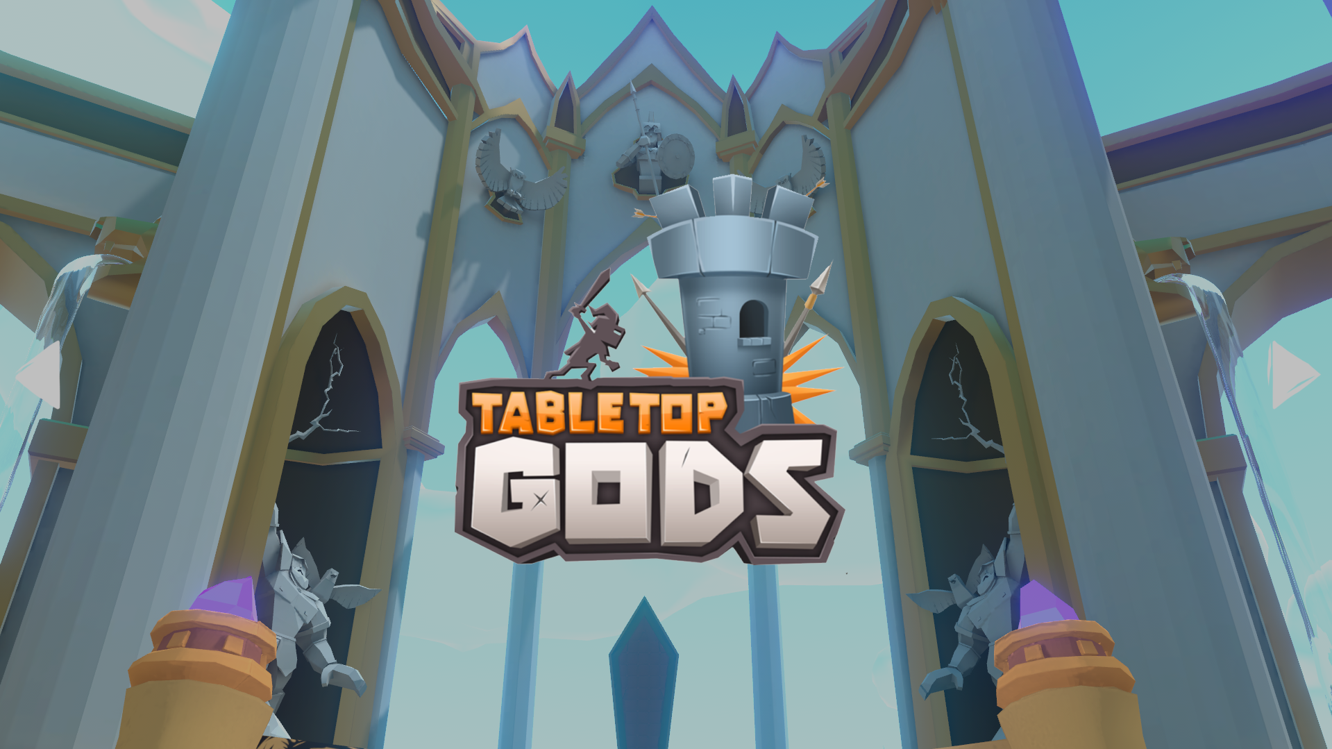 Tabletop Gods Indie Game Underplayed Gem Temple