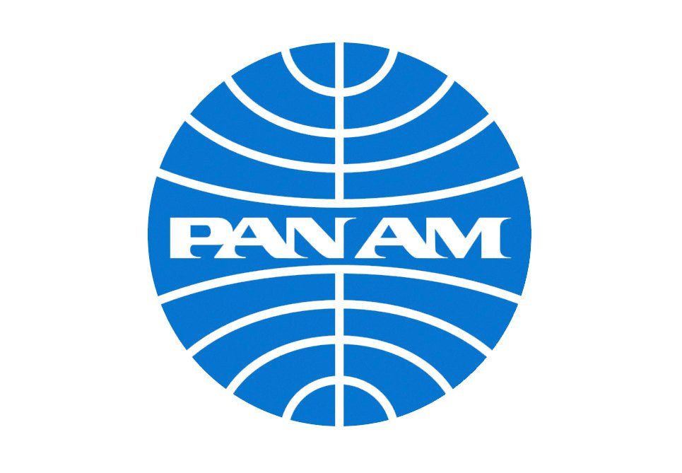 PAN AM - Edward Larrabee Barnes ~ 1955Logo