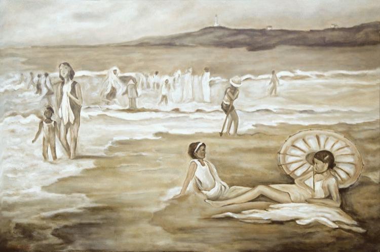 Beach Scene - 44