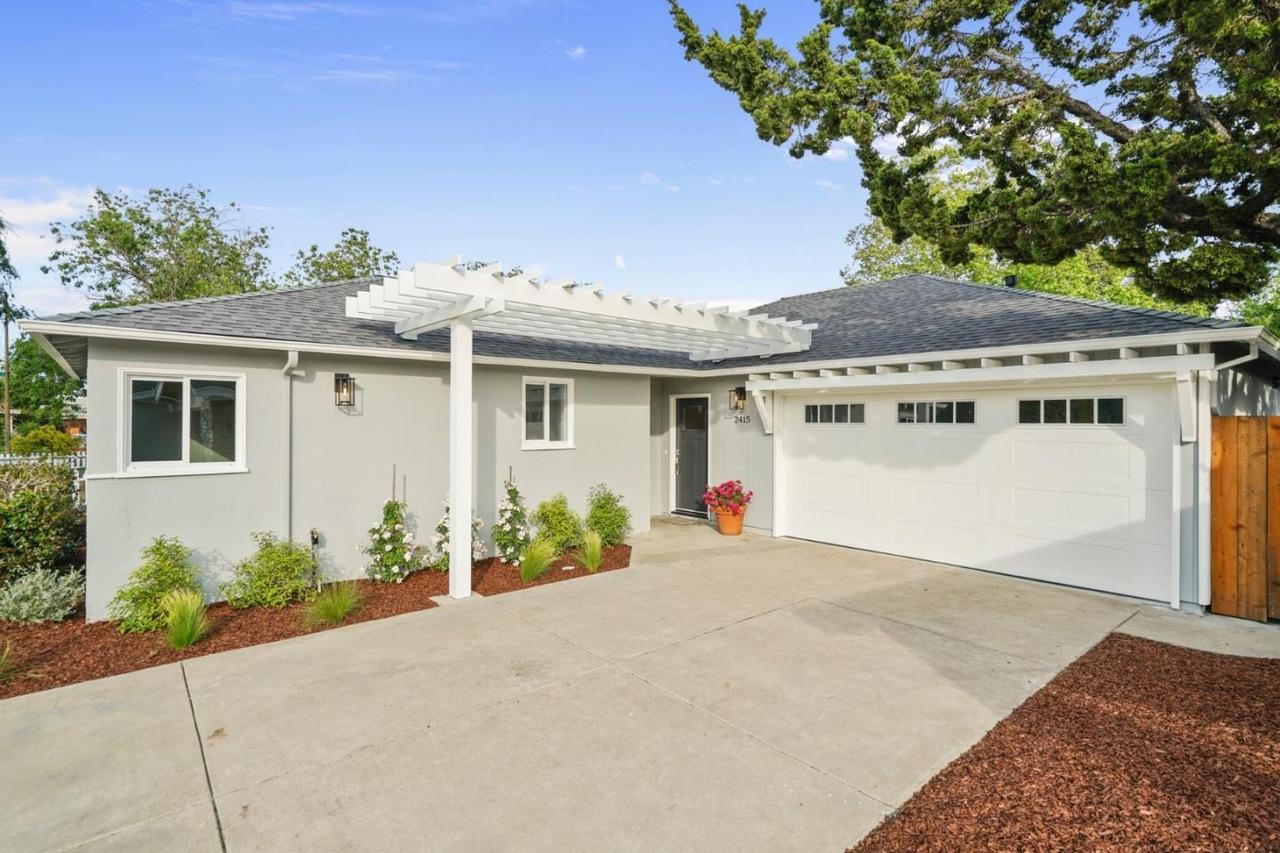 2415 Ohio Ave., Redwood City, CA 94061 | $2,365,000