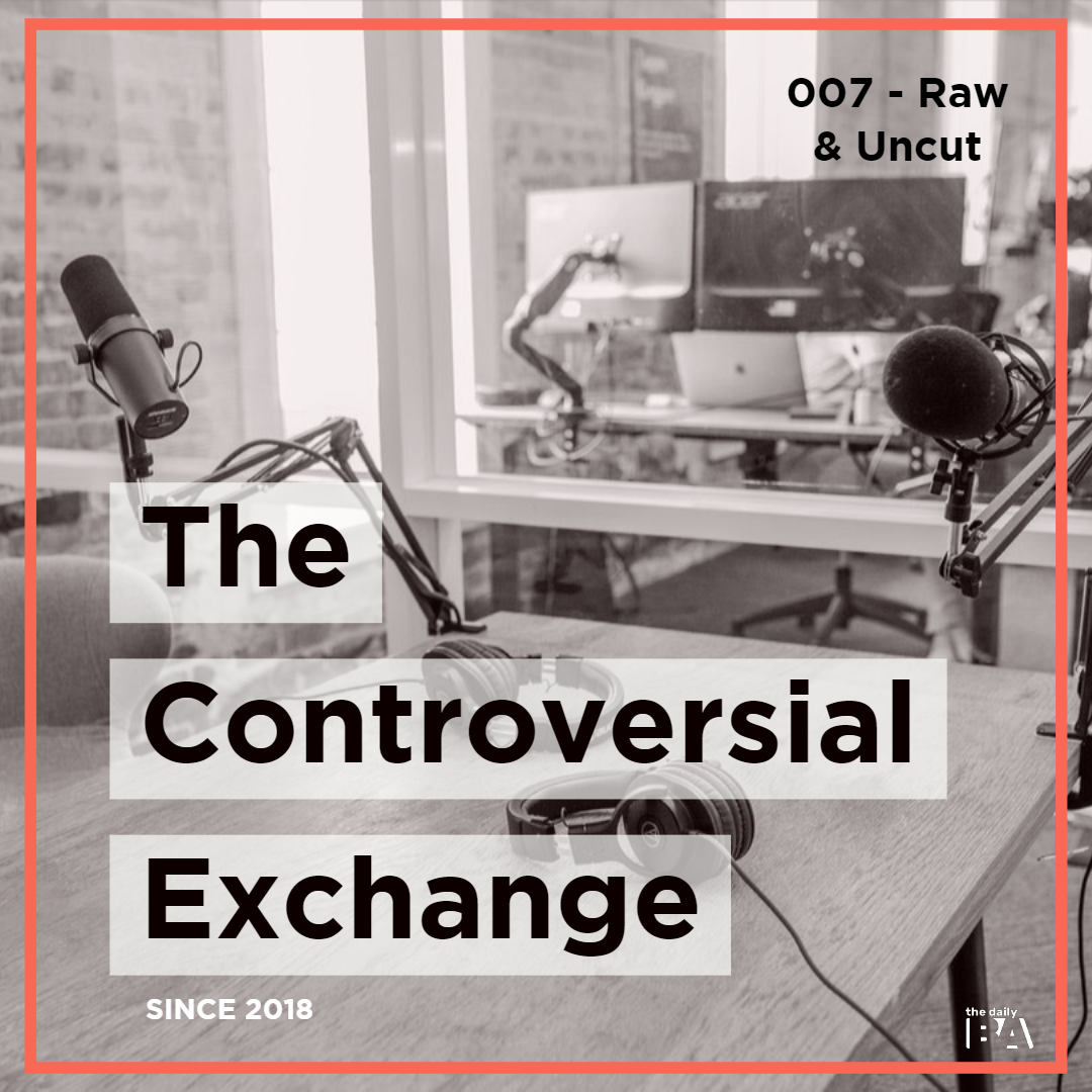 #006 Accomplishment Based Performance w/ Carl Binder | The Controversial Exchange