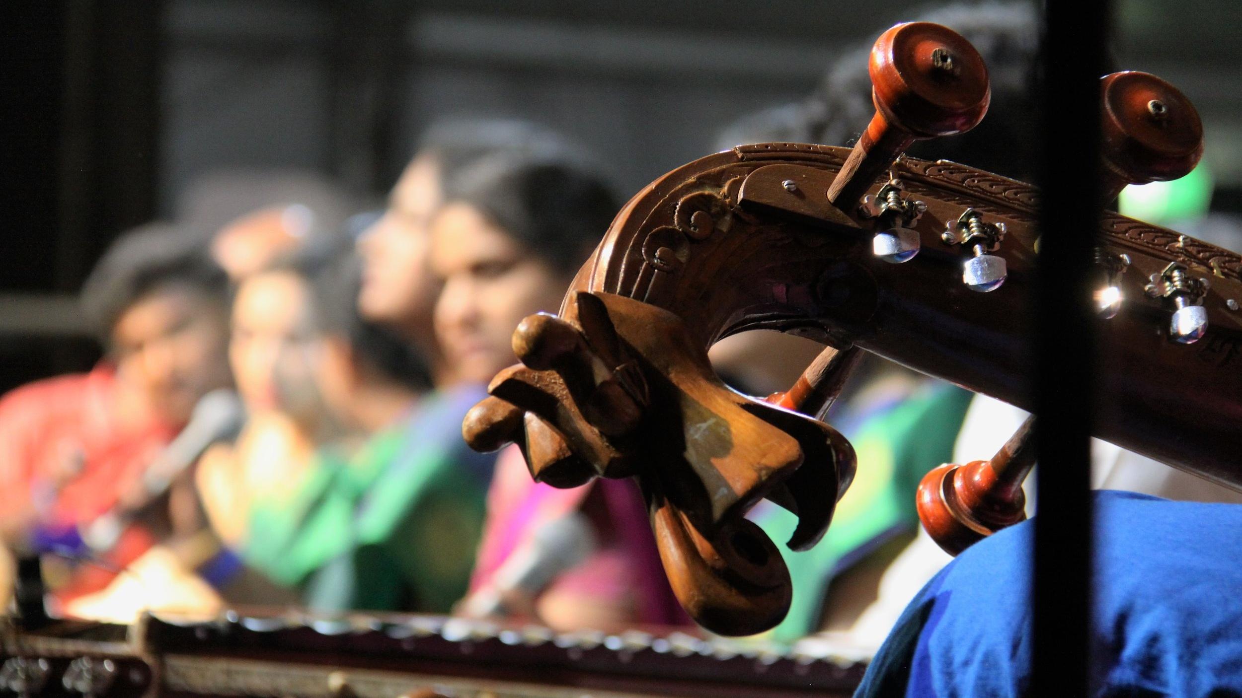 Music - Carnatic vocal,Guitar,Piano,Tabla