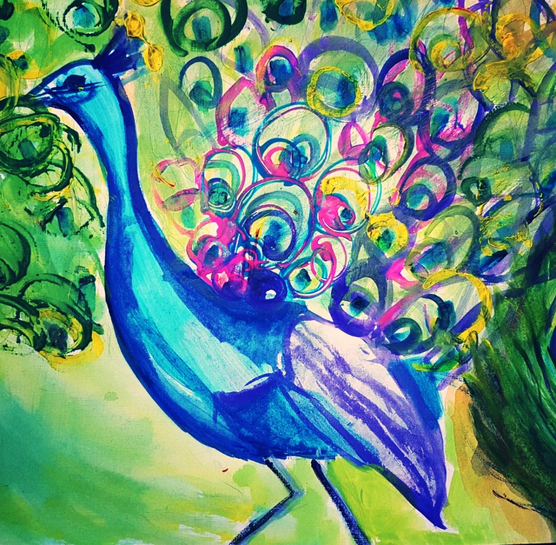 Visual arts example