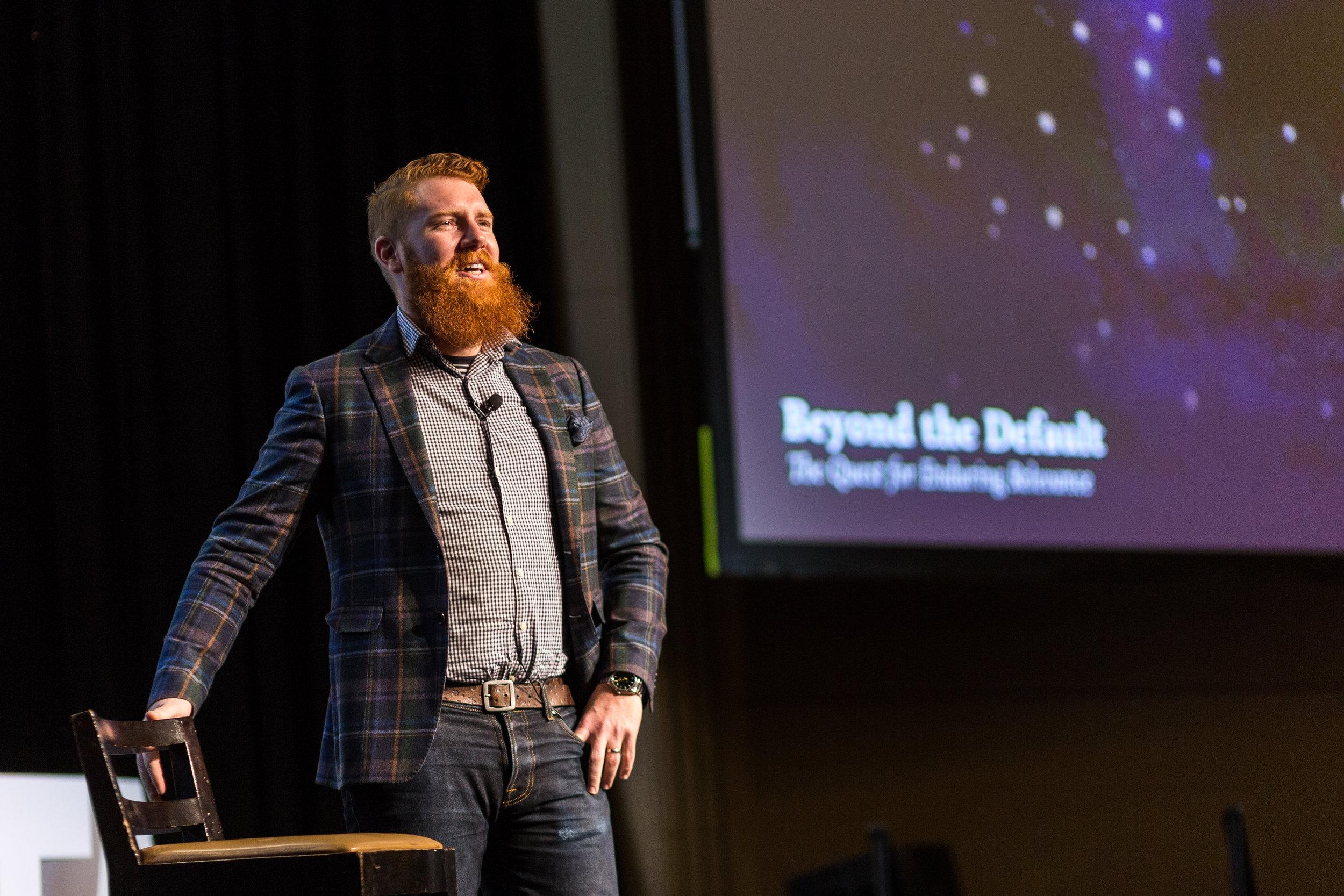 Dr Jason Fox Pioneering Leadership