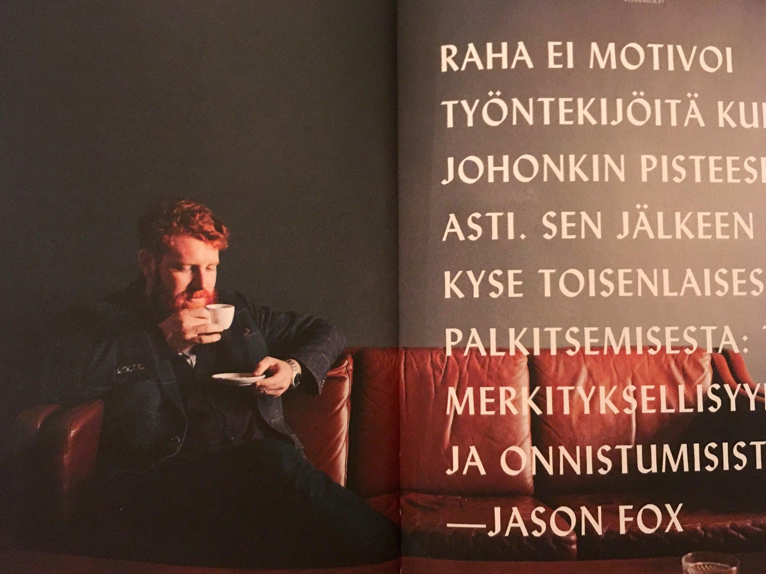 Dr Jason Fox motivational speaker