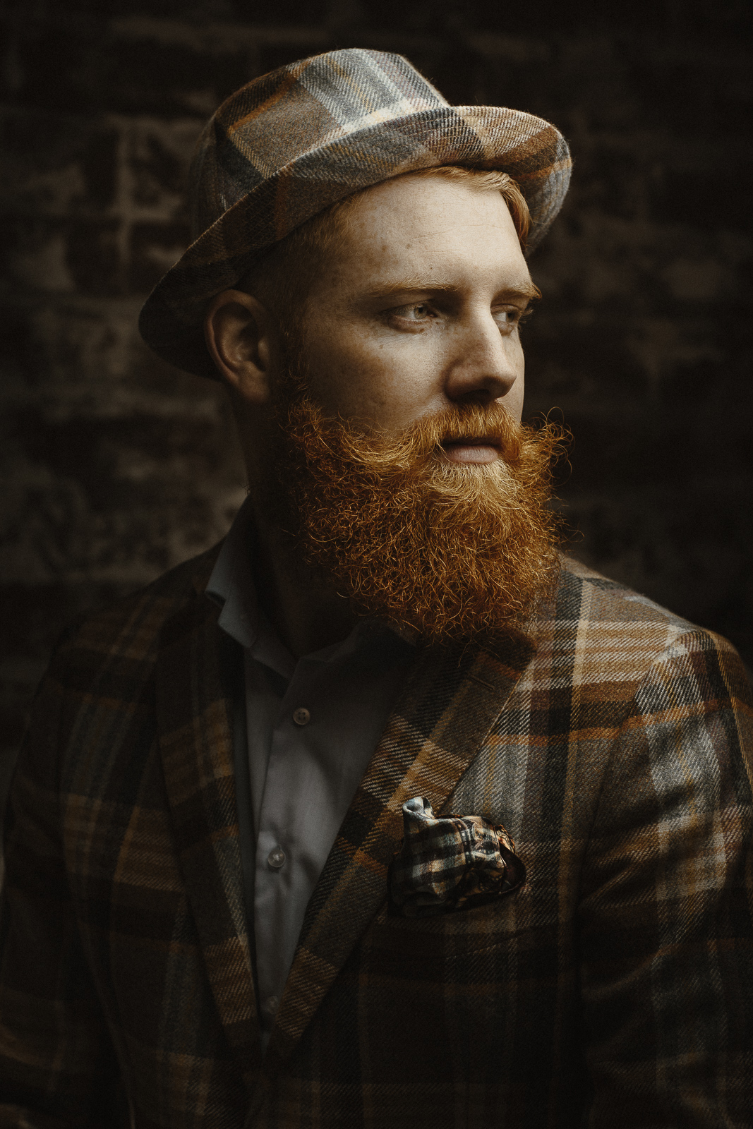 Dr Jason Fox, the dapper (photo by  Oli Sansom ) Download:  high-res photo  /  low-res photo