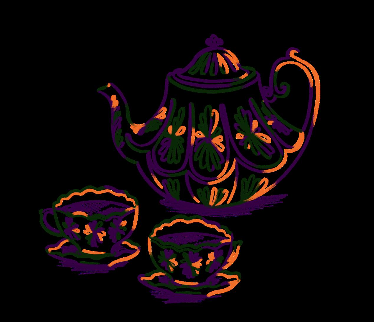Teapot by dangerlam for Dr Jason Fox