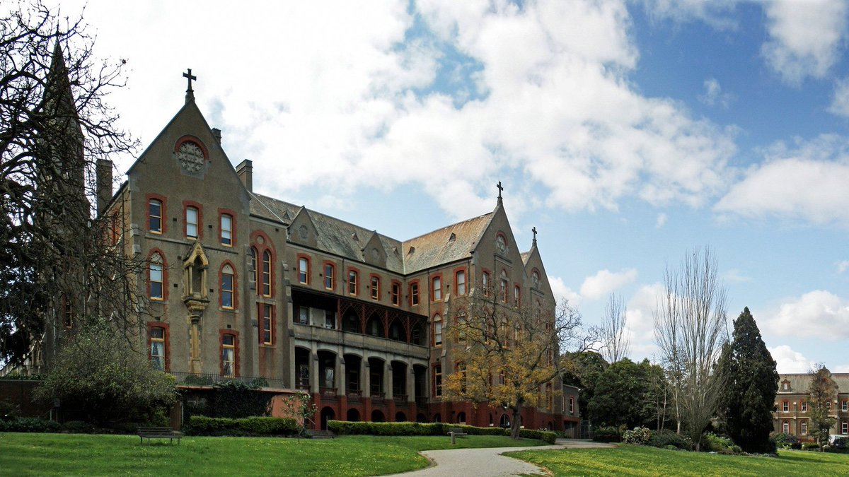 Where we'll gather: The Abbotsford Convent