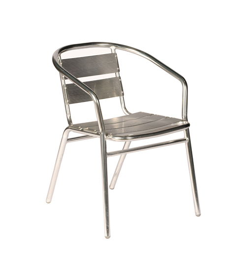 Metal Cafe Chair $6.00