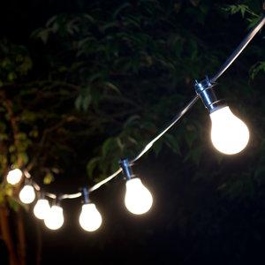 Festoon lights - White bulbs