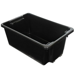 52L Black Tub $9.90ea