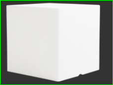 40cm Solid Cube $30.25