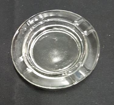 Small Glass Ashtray $1.00ea