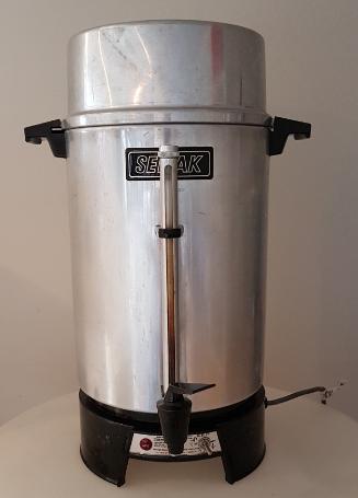 Coffee Percolator $60.50