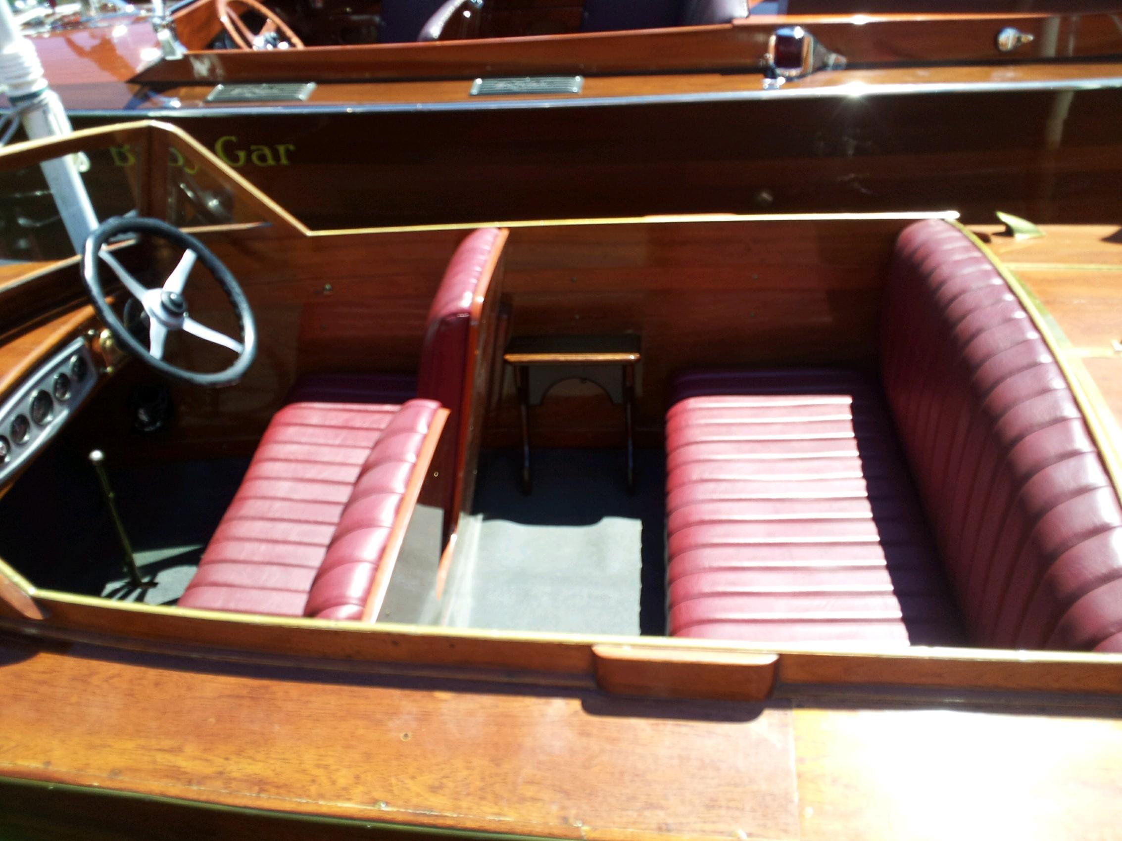 Boat Cushions -