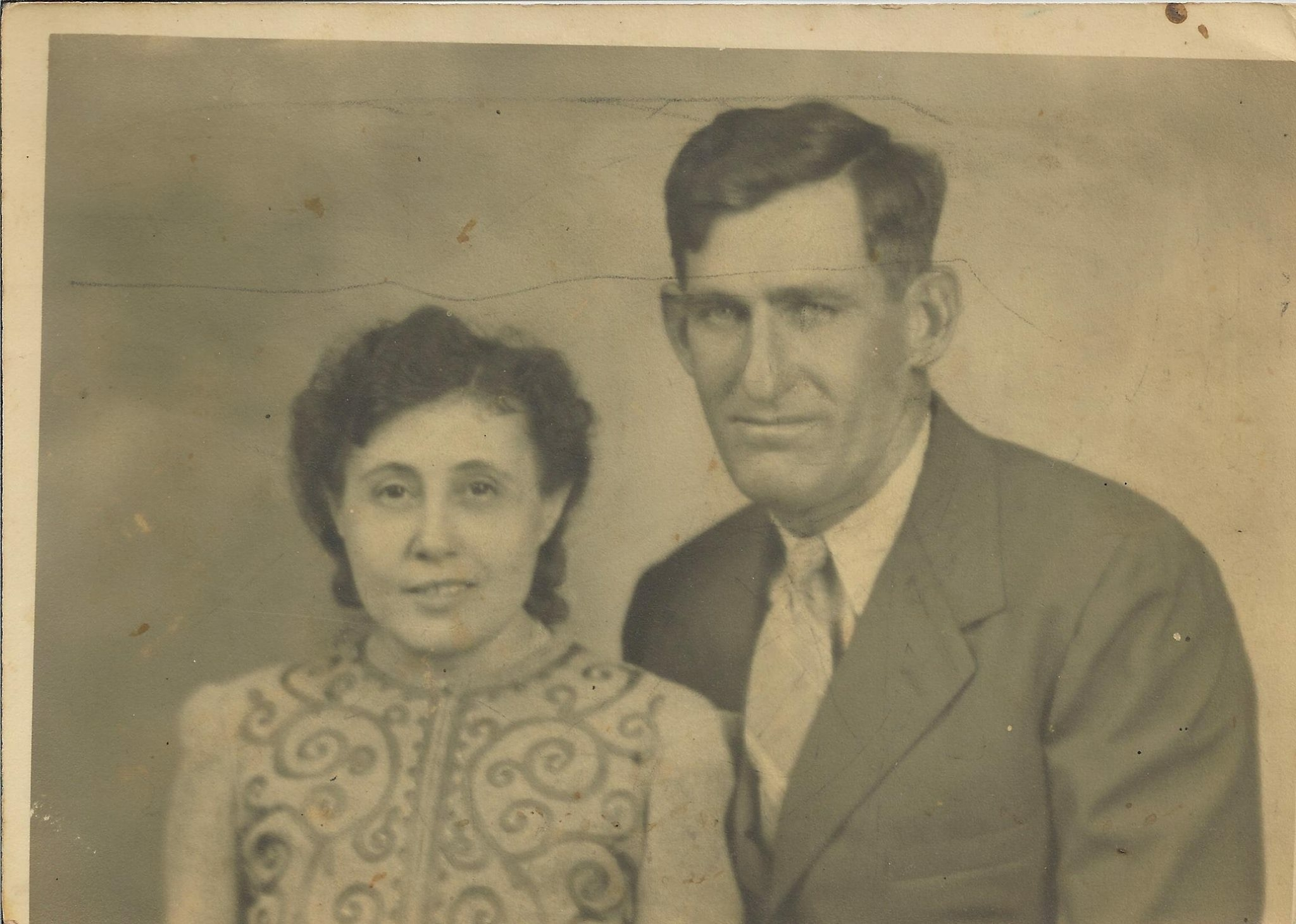 My great grandparents on my father's side...