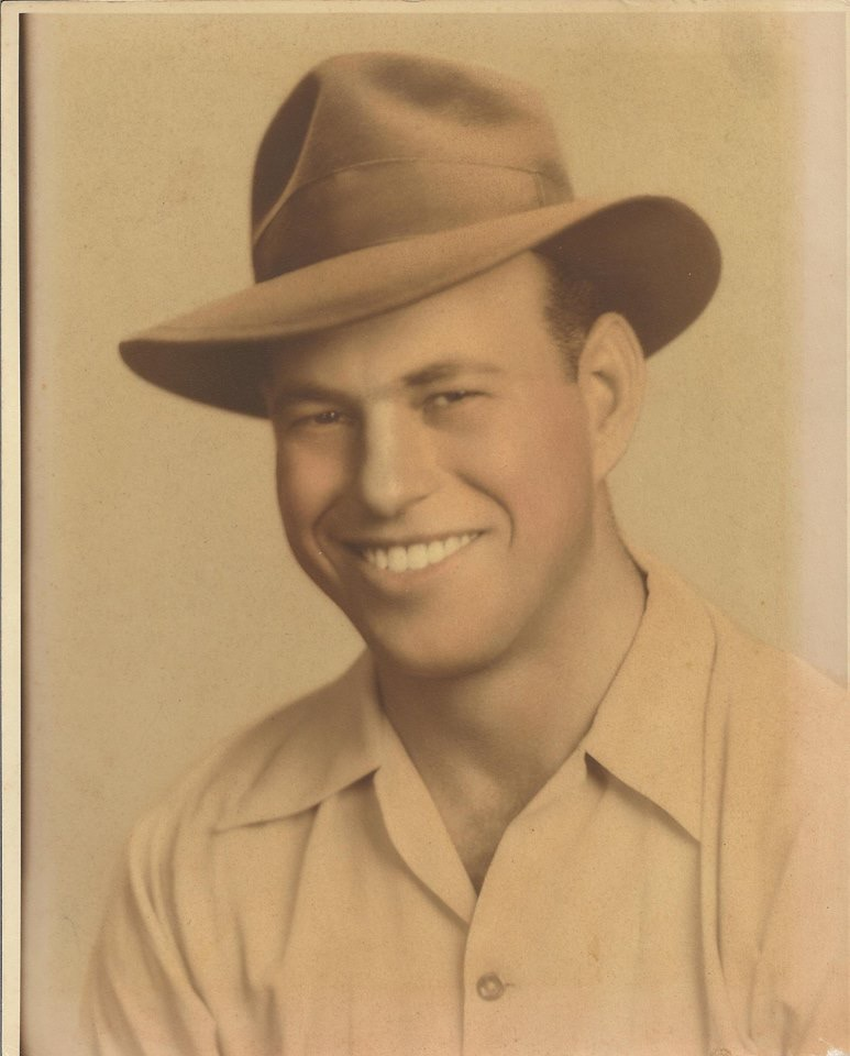 A great uncle and someone very influential in my father's upbringing. He could have been a movie star! He passed when I was in 3rd grade but I still have fond memories of going down to his farm, riding tractors,getting chased by chickens, and catching catfish until the sun went down.