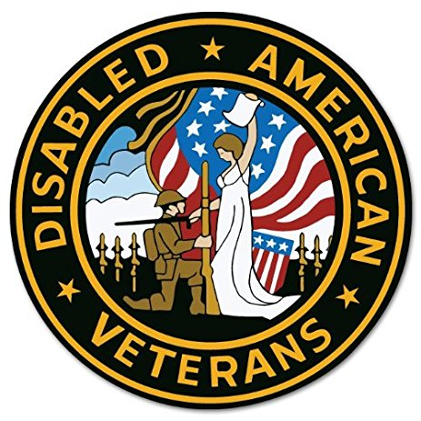 Disabled American Veterans – The official voice of the nation's wounded warriors and their families providing free help with earned VA benefits, transportation and advocacy. - http://www.dav.org