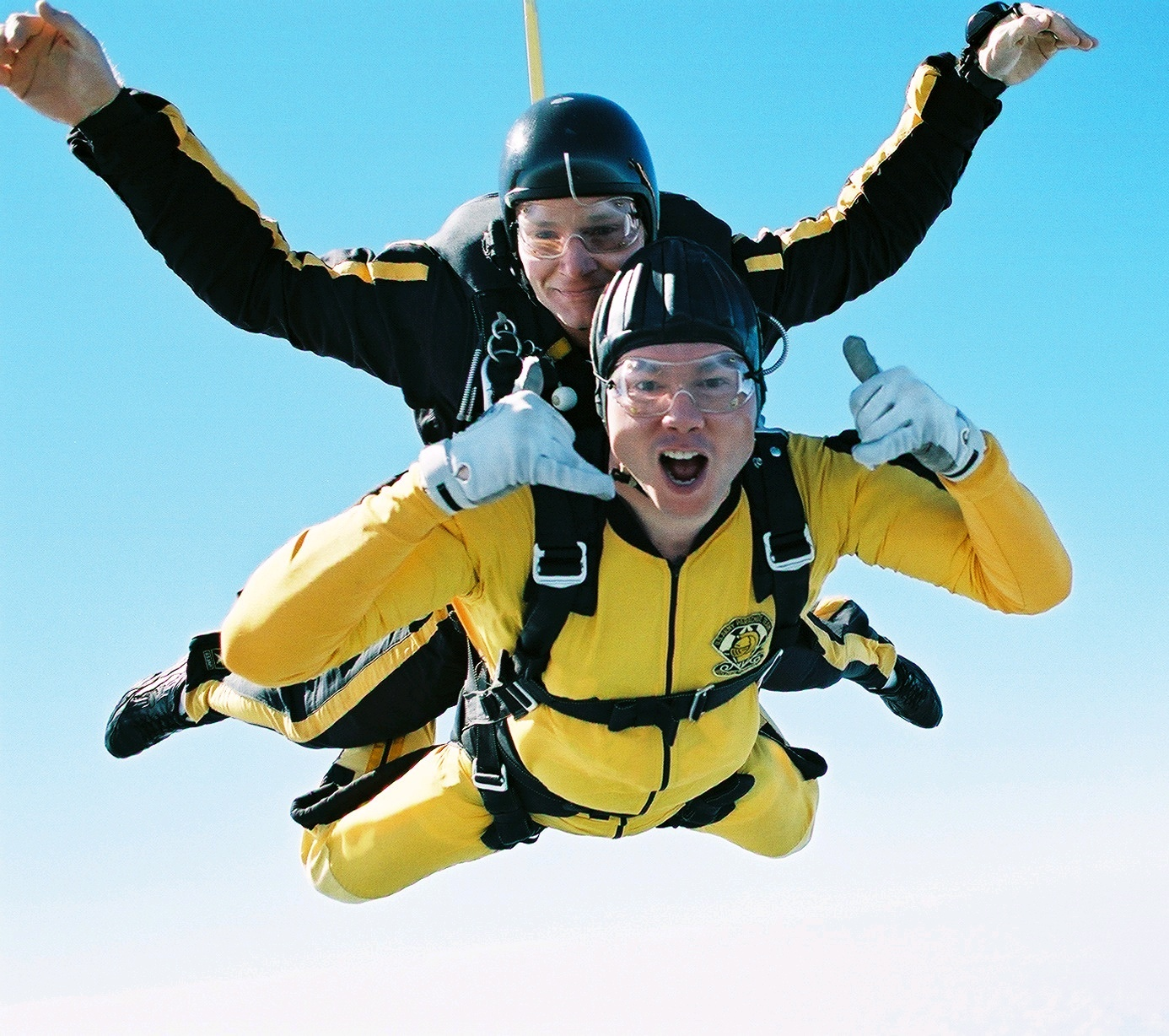 Tandem Skydiving w/Golden Knights