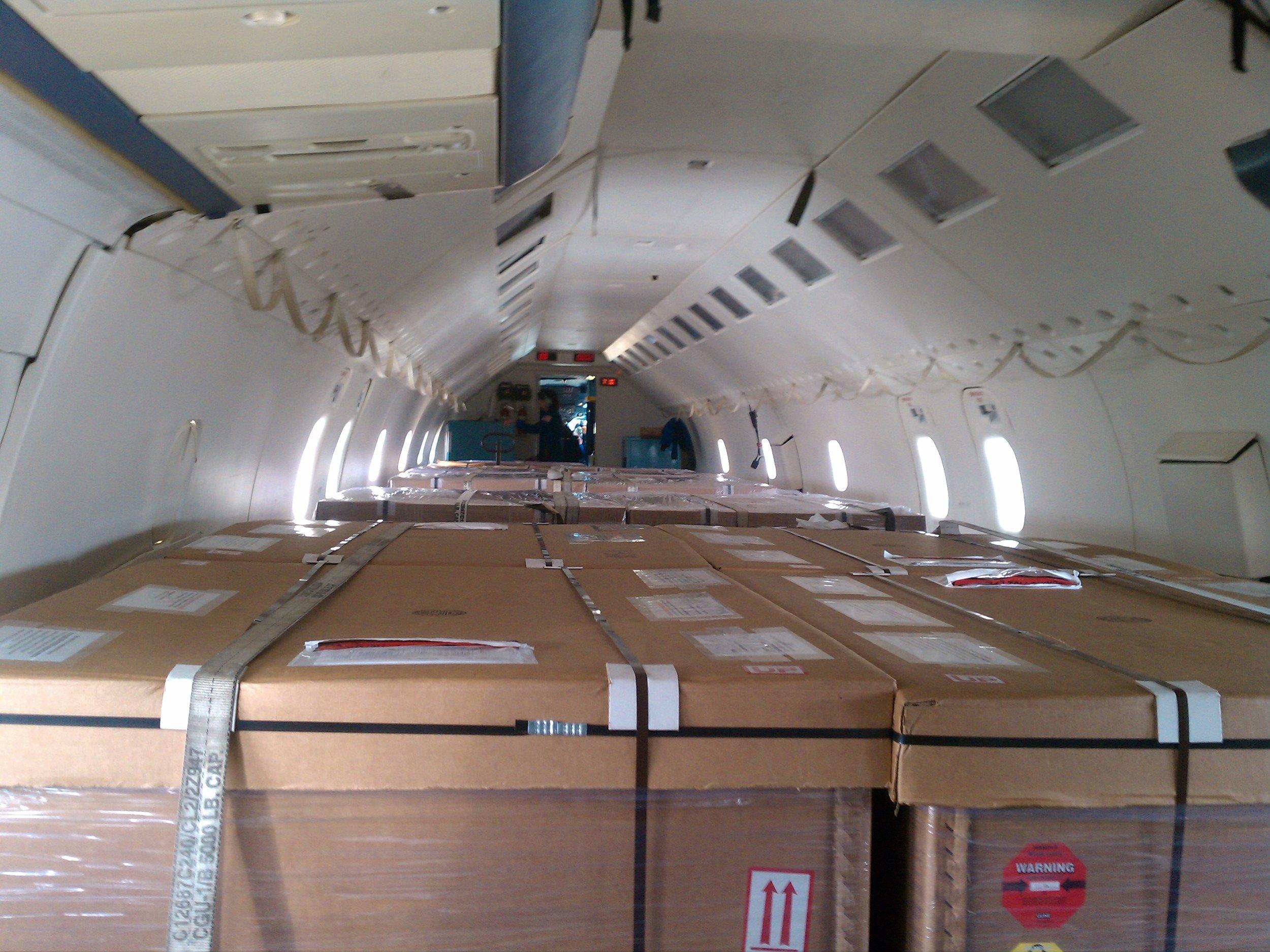 ISS Resupply Cargo