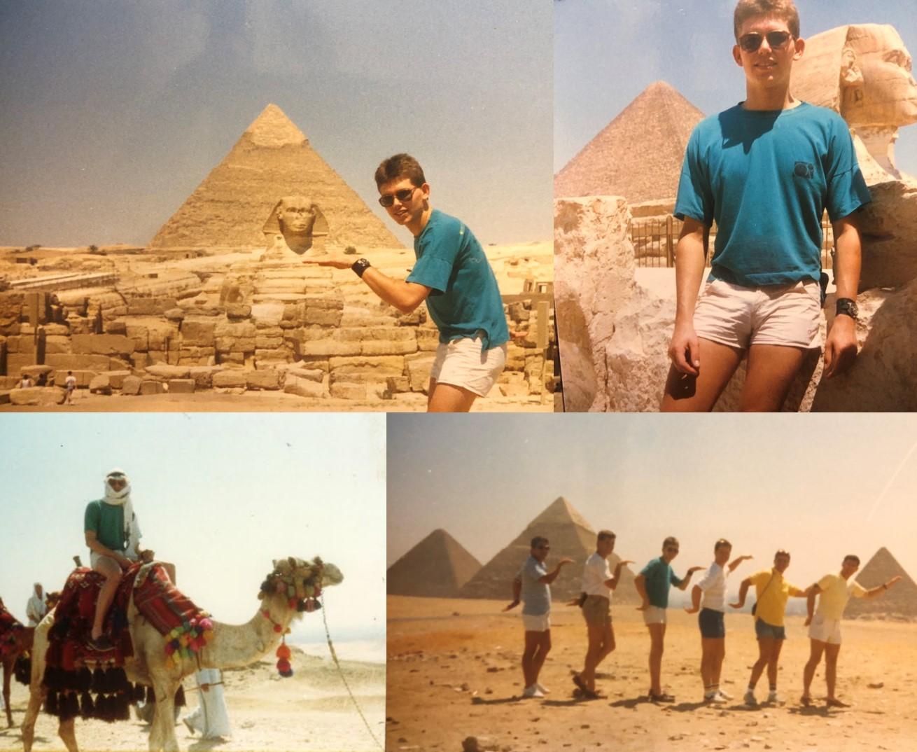 Cairo, Egypt 1987
