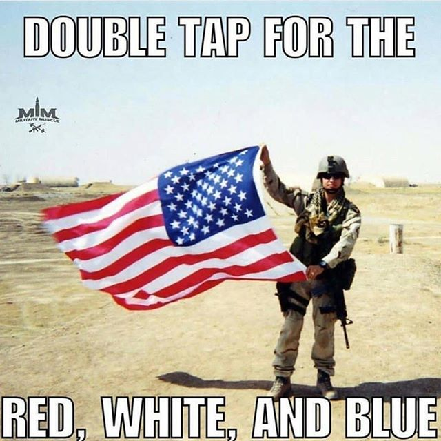 Been off grid for a couple of weeks. Spent time with my dad and really enjoyed it. Folks you aren't just getting older. So are our folks. Spend time with them. It's important. God Bless America and those keeping her free!!!! #Repost @military.humor ・・・ 🔥DOUBLE TAP ALL DAY!! 📷: @supportmilitarymuscle 👈🏼👈🏼👈🏼 . . . . @supportmilitarymuscle . . ❎GET YOUR LIMITED APPAREL ▶️Militarymuscleinc.com◀️ 💥Click Link in BIO💥 . ❎TAG YOUR FRIENDS SO THEY CAN LAUGH TOO! . ❎DM US YOUR MILITARY HUMOR POST FOR A FEATURE!! . ❎@military.humor KEEPING SMILES ON FACES SINCE 2015 . #military #militarymuscle #supportmilitary #supportmilitarymuscle #iammilitarymuscle #usn #navy #usmc #marines #usarmy #army #usaf #airforce #uscg #coastguard #veteran #guns #humor #militaryhumor #funny #laugh