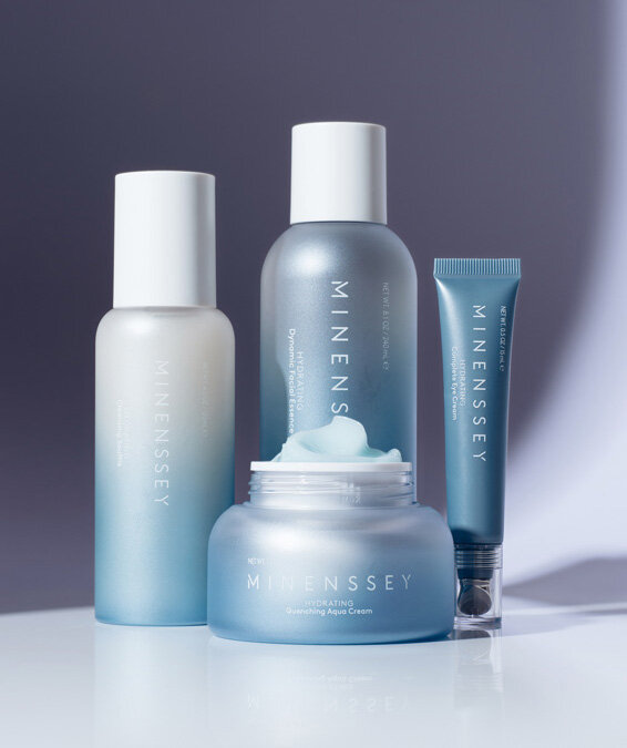 NEW - Hydrating Skincare