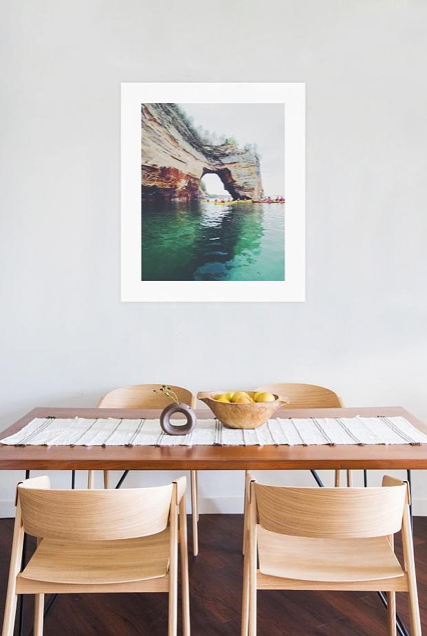Kayak Print