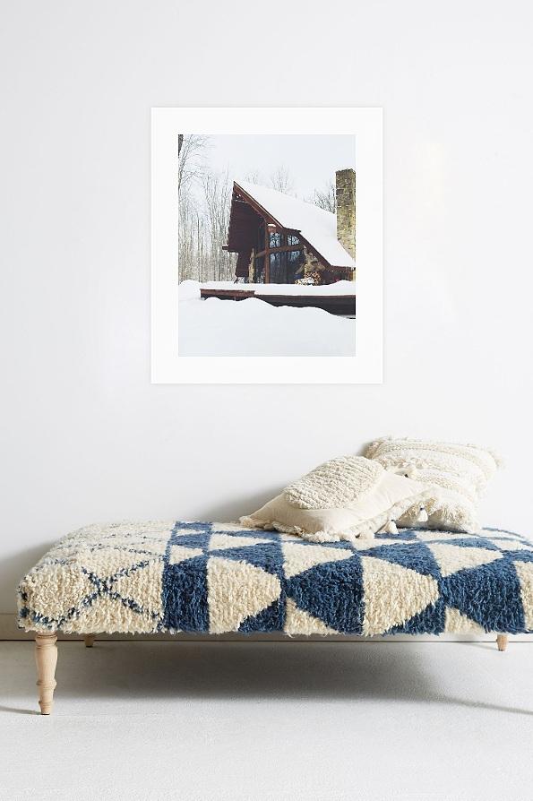 Cabin Print