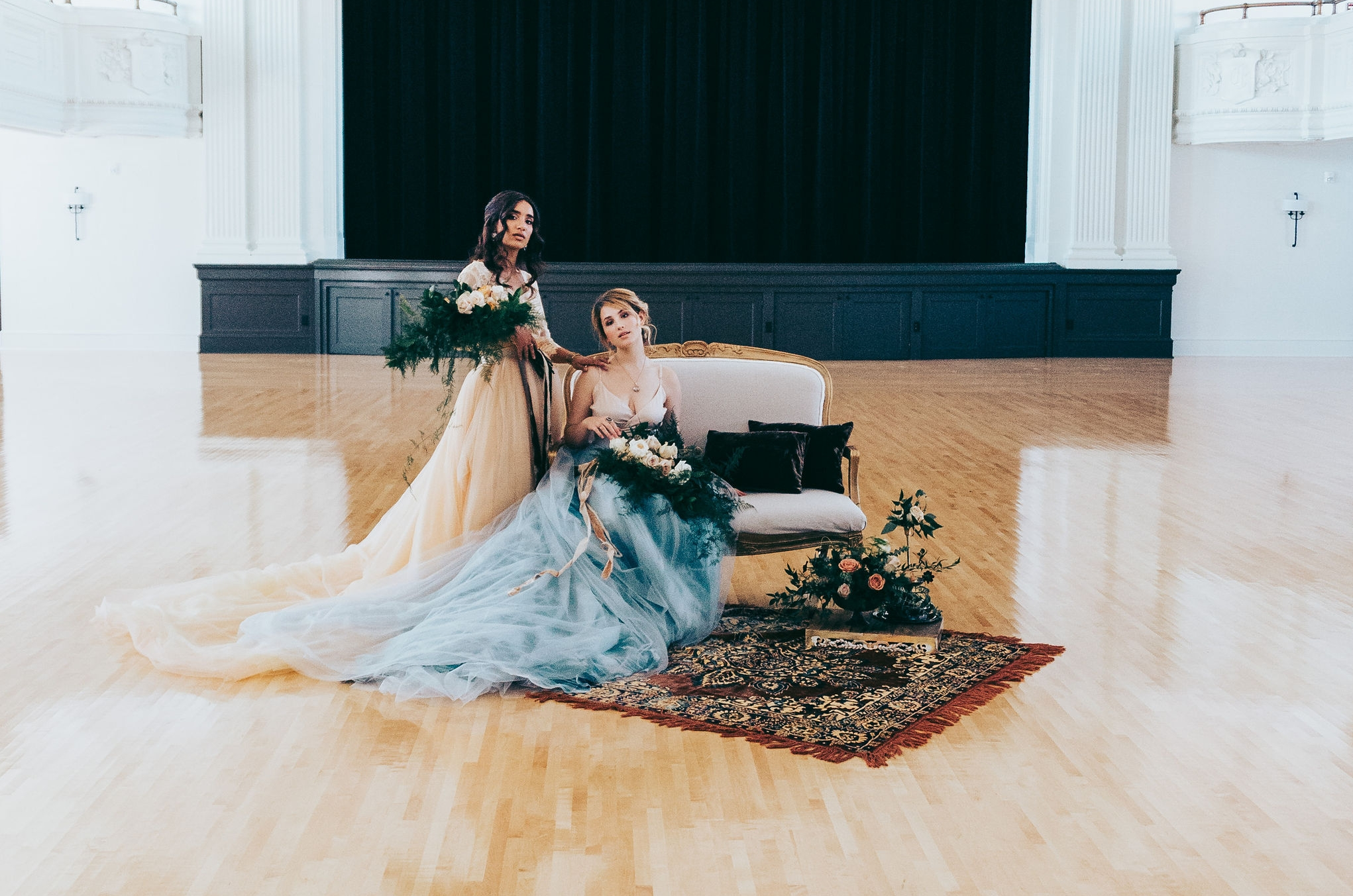 Old World Style Wedding