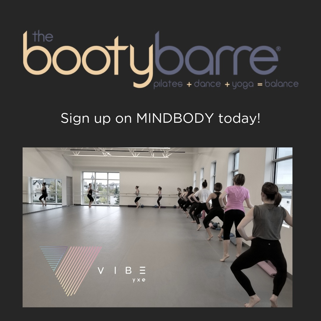 BOOTYBARRE - Bootybarre is a fun, energetic workout that fuses technique from dance, pilates, and yoga that will tone, define and chisel the whole body. Bootybarre is the perfect combination of strength and flexibility utilizing the barre. Miss Daylan, Miss Jordan or Miss Hannah (very soon) look forward to workout with you.