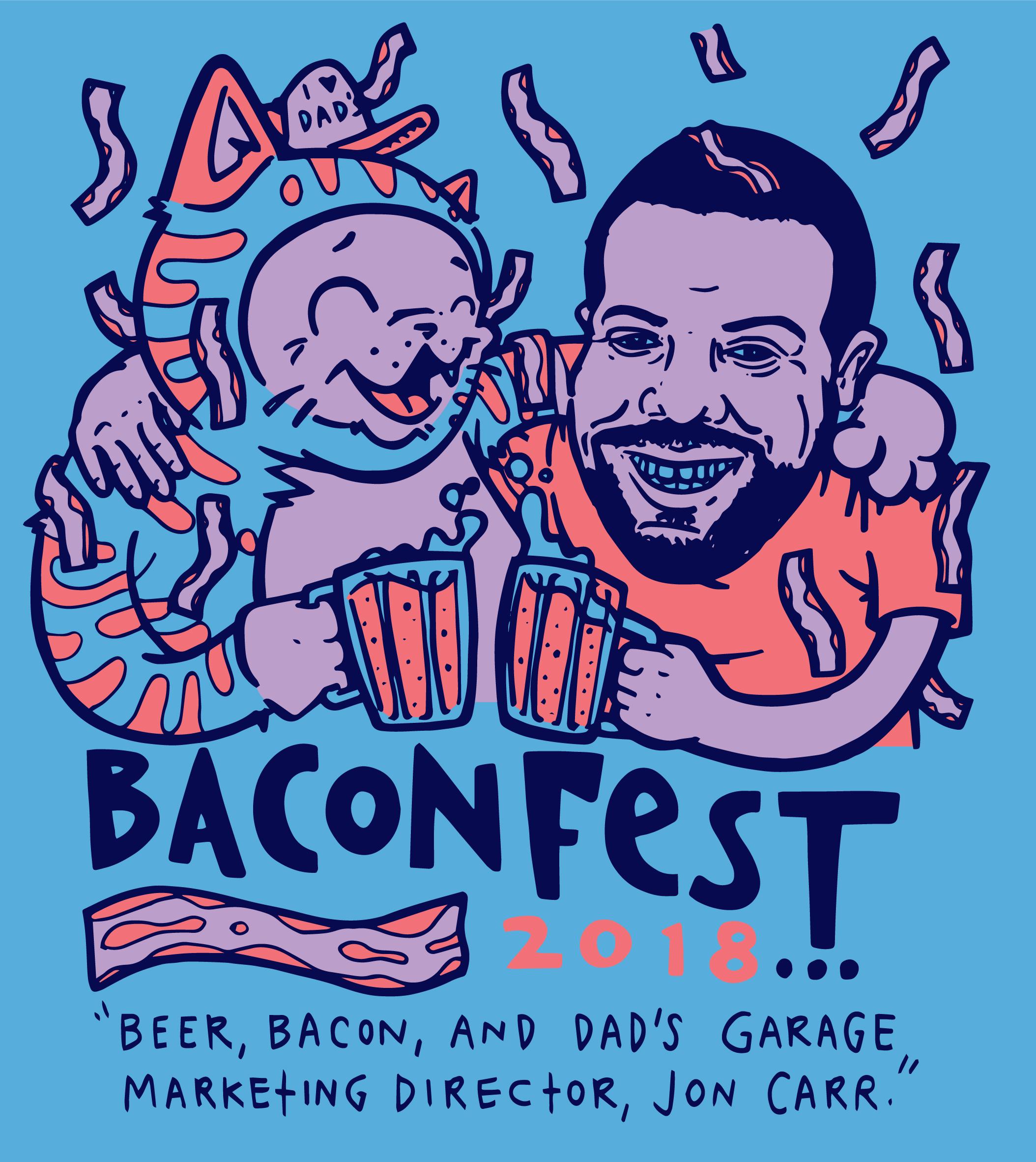 Baconfest 2018 Shirt