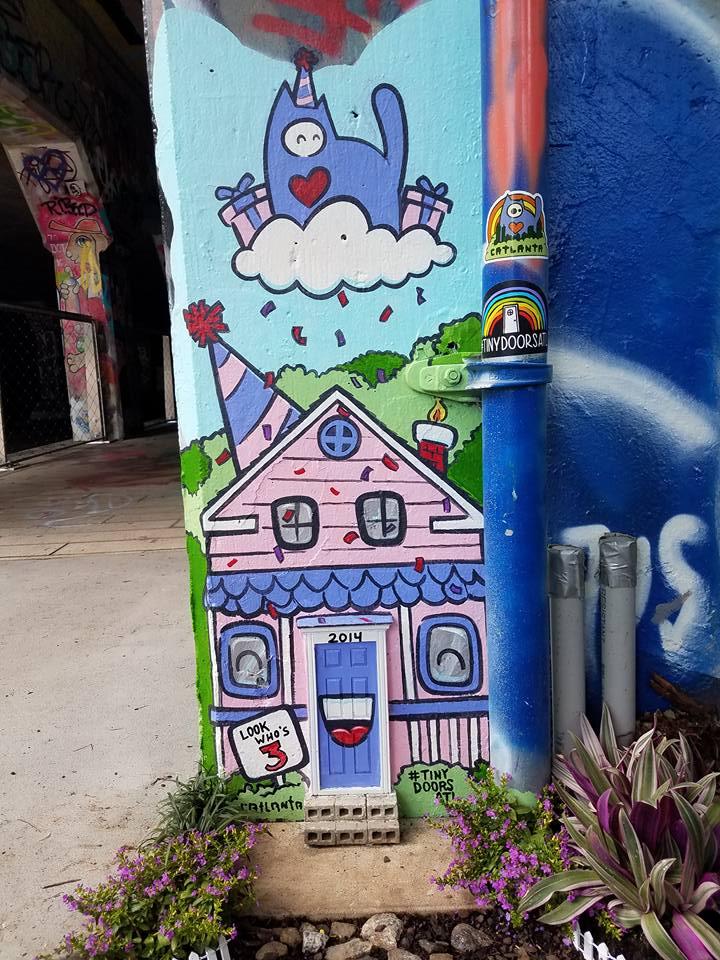Image Courtesy Karen Anderson (Tiny Doors ATL)