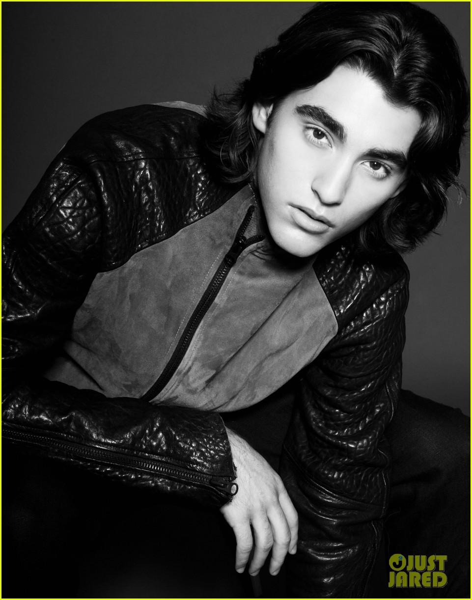 Blake Michael modeling
