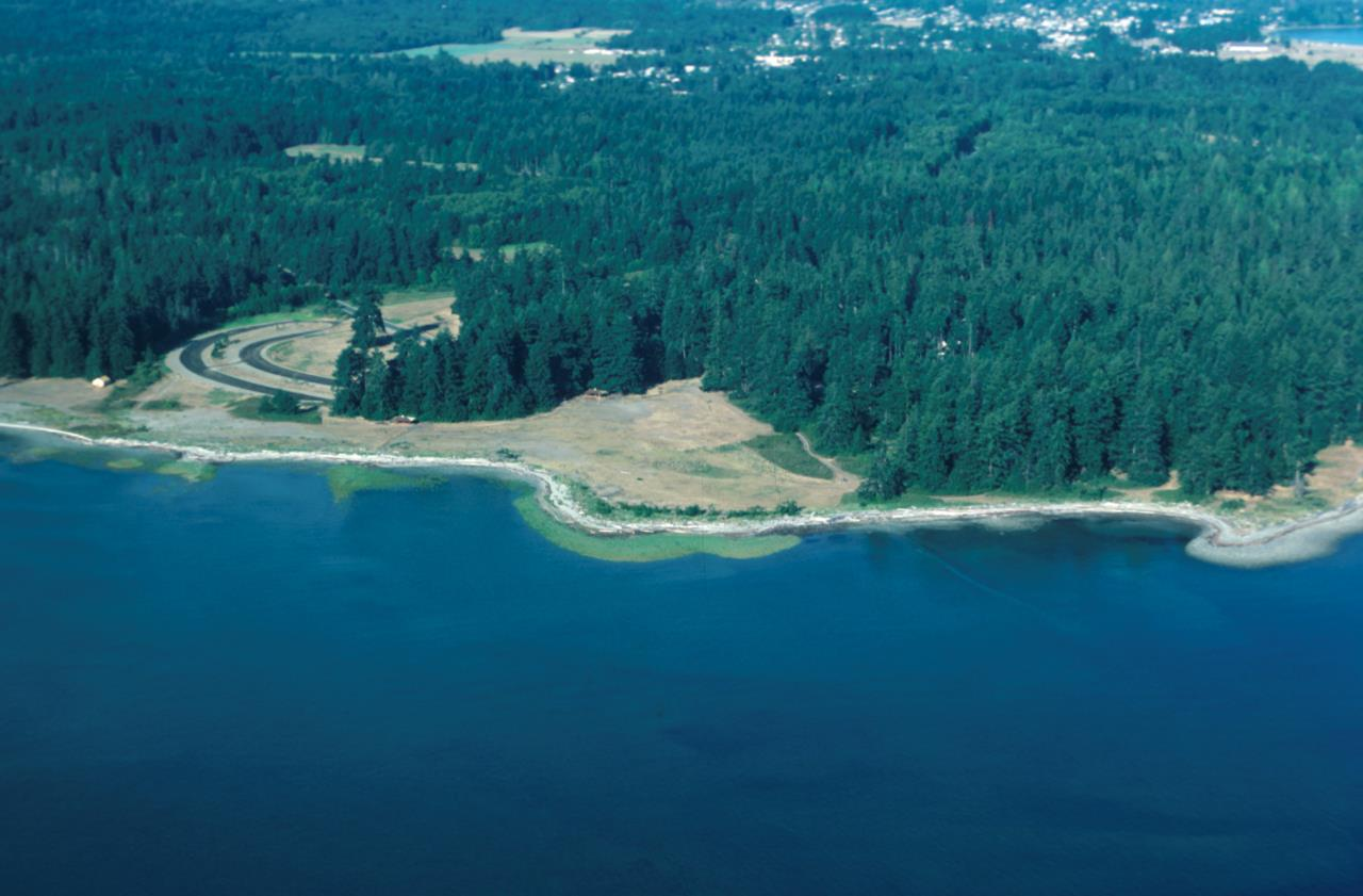 Rathtrevor - Provincial Park and Campground